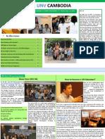UNV Newsletter July 2014