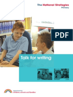 Talk for Writing