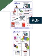 folleto muestreo precios material escolar 2014-2015 2