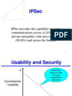ipsec wan lan and other network