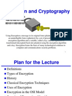 Encryption and Cryptography