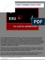 umbanda exu na lei da quimbanda by_omirohumbi