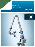 04REF203 145 ES Brochure FaroArm