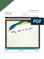 Final Year 10 Career Education Booklet