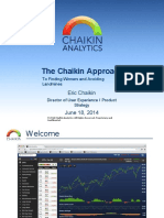 Pick Bullish Stocks and Avoid the Bearish with Chaikin Analytics