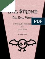 Evie Strump the Evil Vamp