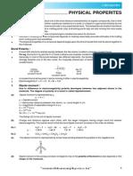Physical Properties & POC II Theory_E