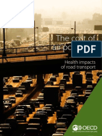 Highlights Cost of Air Pollution