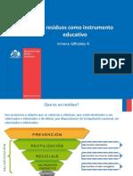 Min de Medioambite -Los Residuos Instrumentos Educativos 2013