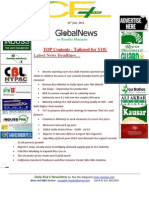 16th July,2014 Daily Global Rice E-Newsletter by Riceplus Magazine