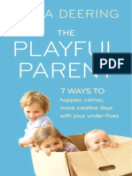 The Playful Parent, by Julia Deering - Extract
