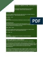 Agente Oxidante y Reductor