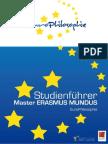 Studienführer EuroPhilosophie_2014