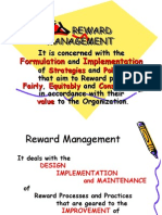 289 Reward Management