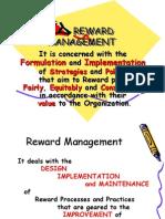 289 Reward Management