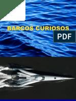 Barcos curiosos