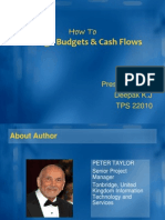 BRSHow ToManage Budgets & Cash FlowsHow ToManage Budgets & Cash FlowsHow ToManage Budgets & Cash Flows