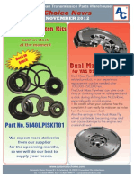 Product Update November 2012