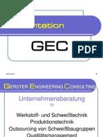 Firma Gerster p