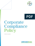 Bayer Corporate Compliance Es