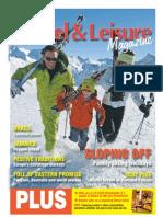 The Travel & Leisure Magazine November 09