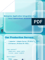 Enterprise Application Integration ( EAI )