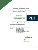 Cap6a Diagnóstico Microbiológico de La Infección Por VIH