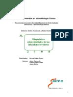 Cap31 Diagnóstico Microbiológico de Las Infecciones Oculares
