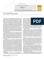 Pfaffl Editorial the Ongoing Evolution of QPCR Methods 2010
