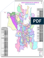 GHMC - Ward Wise Data and Map