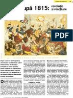 Europa dupa 1815