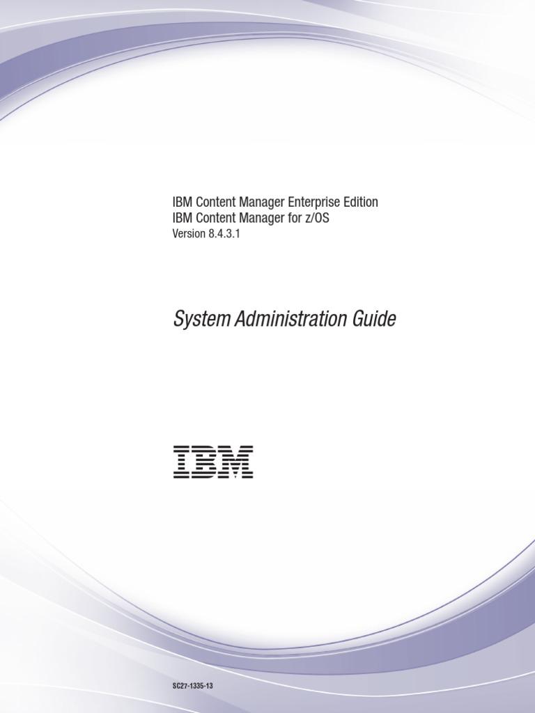 ... Array - ibm content manager enterprise editionibm content manager for z  os rh es scribd com