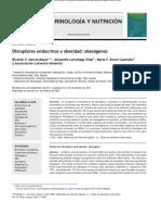 2012Disruptores Endocrinos y Obesidad Obesógenos