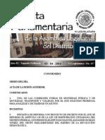 Propuesta de Ley Iemsdf Gaceta Aldf 20140403