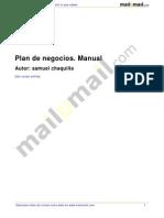 Plan Negocios Manual