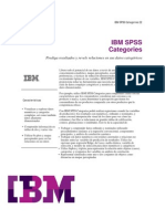 IBM SPSS Categories 22