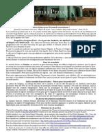 Bulletin de Jumaa Prayer Jumaa 18 Juillet 2014