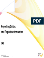 NetAct Reporting Suites Report Customization