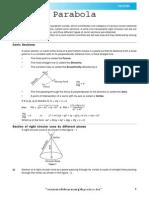Parabola Theory E