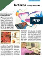 Tehnoredactarea computerizata