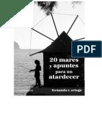 Fernando Ortega - Veinte mares y apuntes para un amanecer - v1.0.pdf