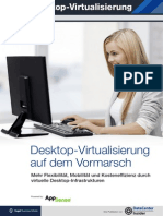 Desktop-Virtualisierung Auf Dem Vormarsch