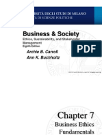 Business Ethics Foundamentals