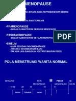 13 Menopause