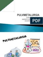 pulvimetalurgia
