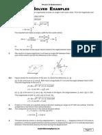 Physics and Mathematics