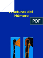 08-Fracturas Del Humero Power