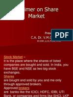 A Primer on Share Market