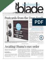 Washingtonblade.com, Volume 45, Issue 29, July 18, 2014