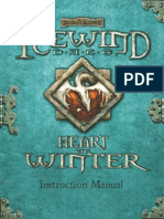 Icewind Dale Heart of Winter Manual